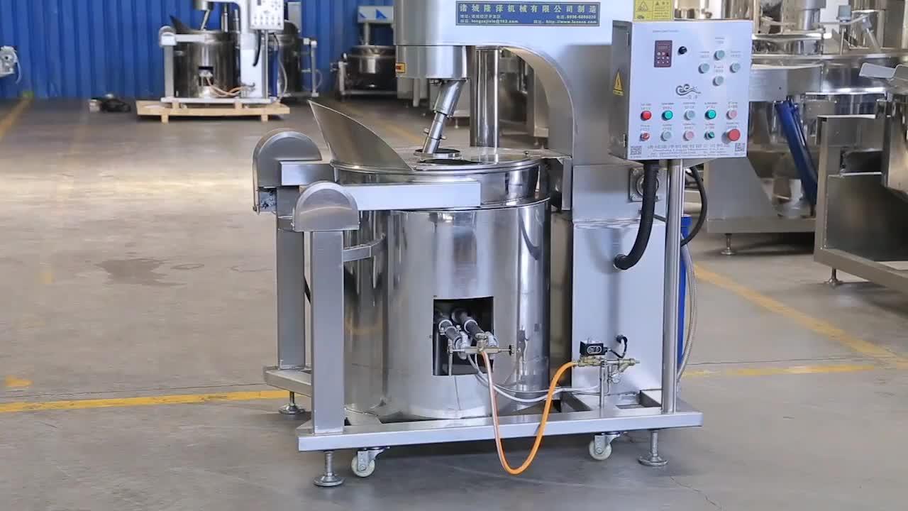 핫 세일 다기능 산업 가스/전기 카라멜 풍미 간식 팝콘 기계 가격