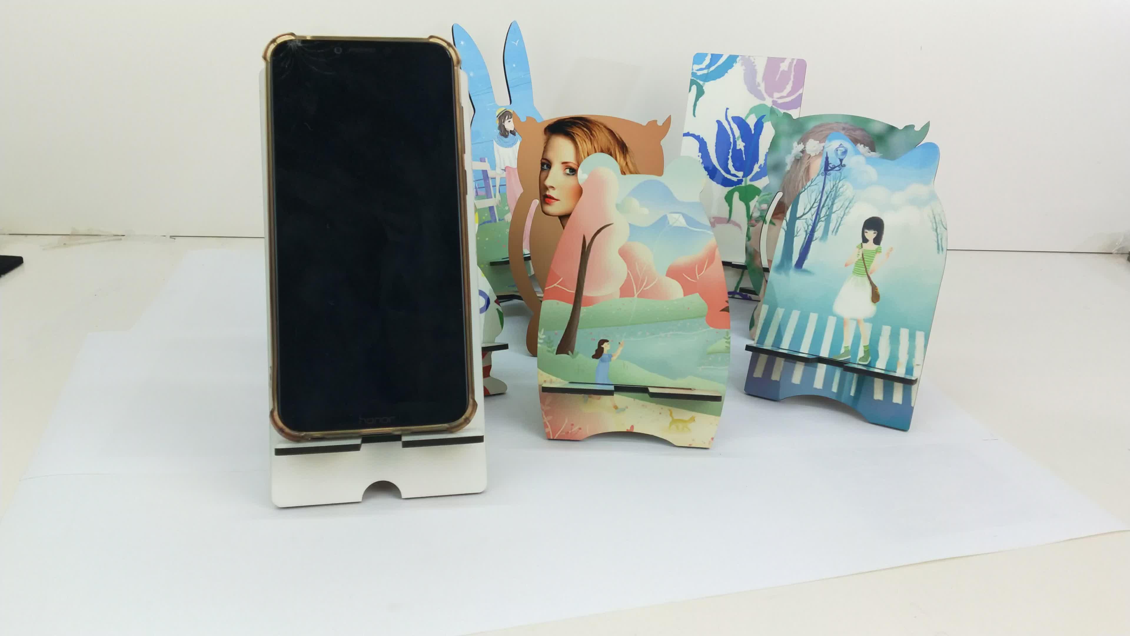 Fabricantes diretamente do telefone estande titular tablet Preguiçoso Acessórios utensílios de Mesa Decoração Da Casa