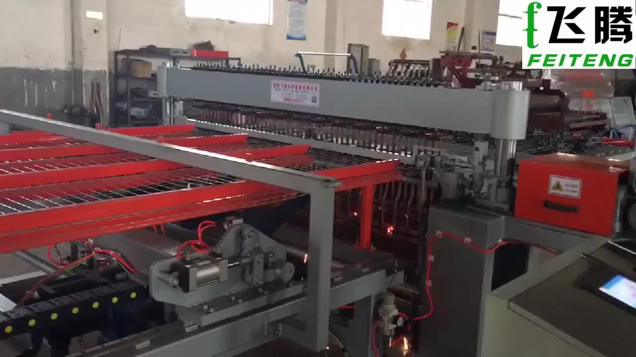 China Supplier Animal Cages Making Machine