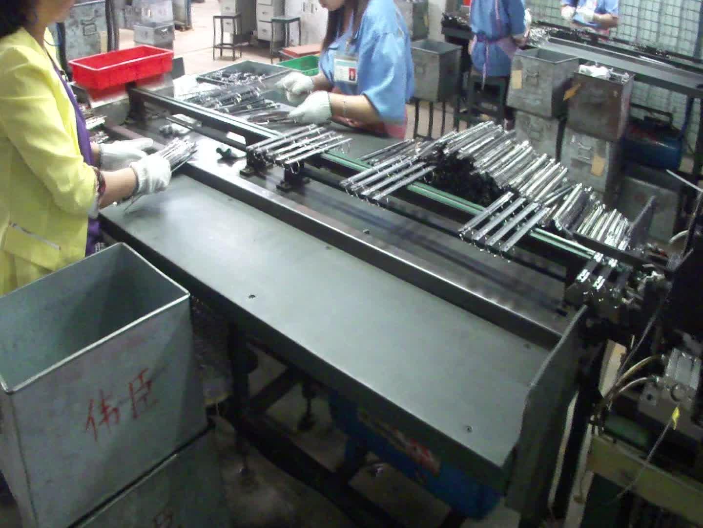 3-D-ring binding ring voor kantoorbenodigdheden metalen ringband mechanisme clip