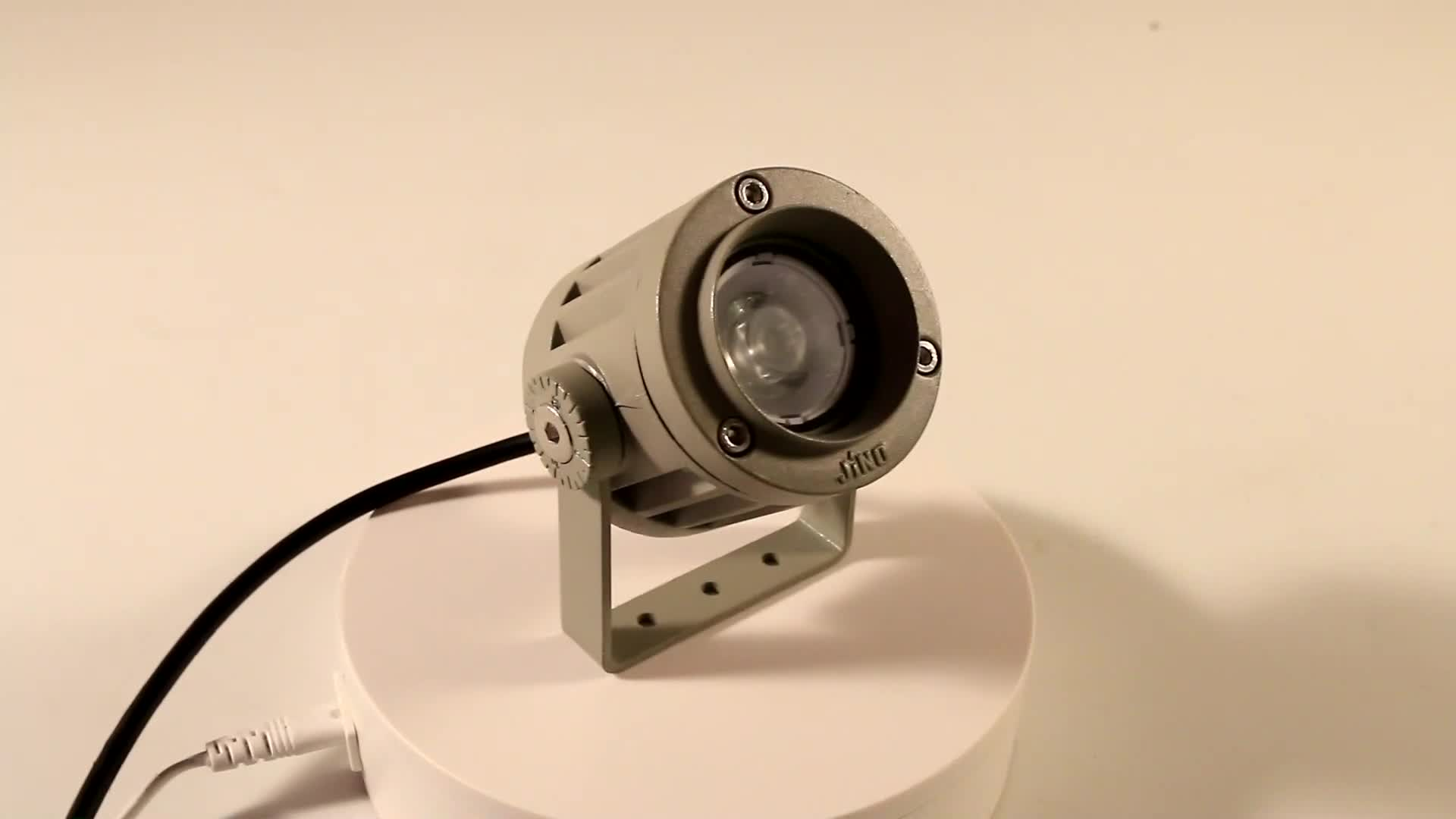 Low price stage audio 15 30 45 degree beam angle ip65 led 3w narrow beam spotlight