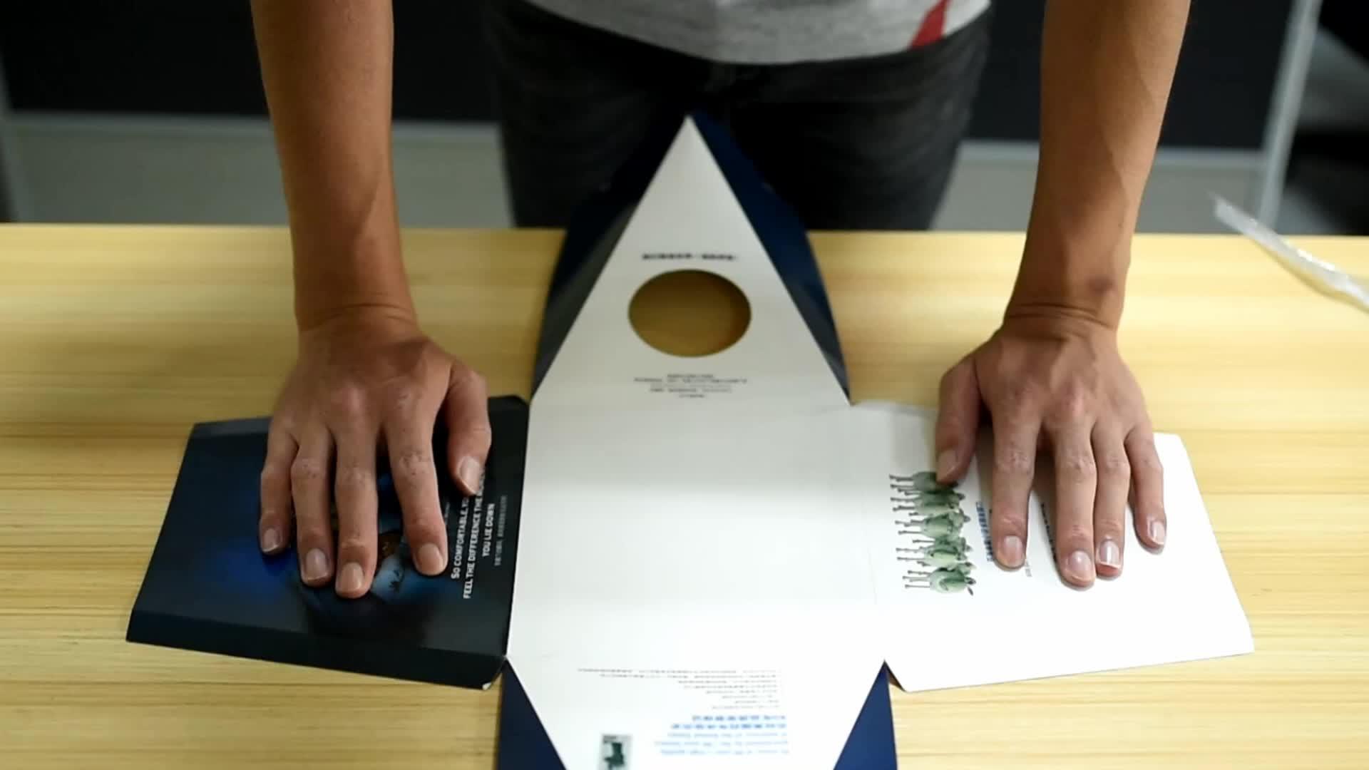 Lông Mi Hộp Tùy Chỉnh Guandong Cartone Nước Hoa Hugo In Bài Hộp Nhà Sản Xuất
