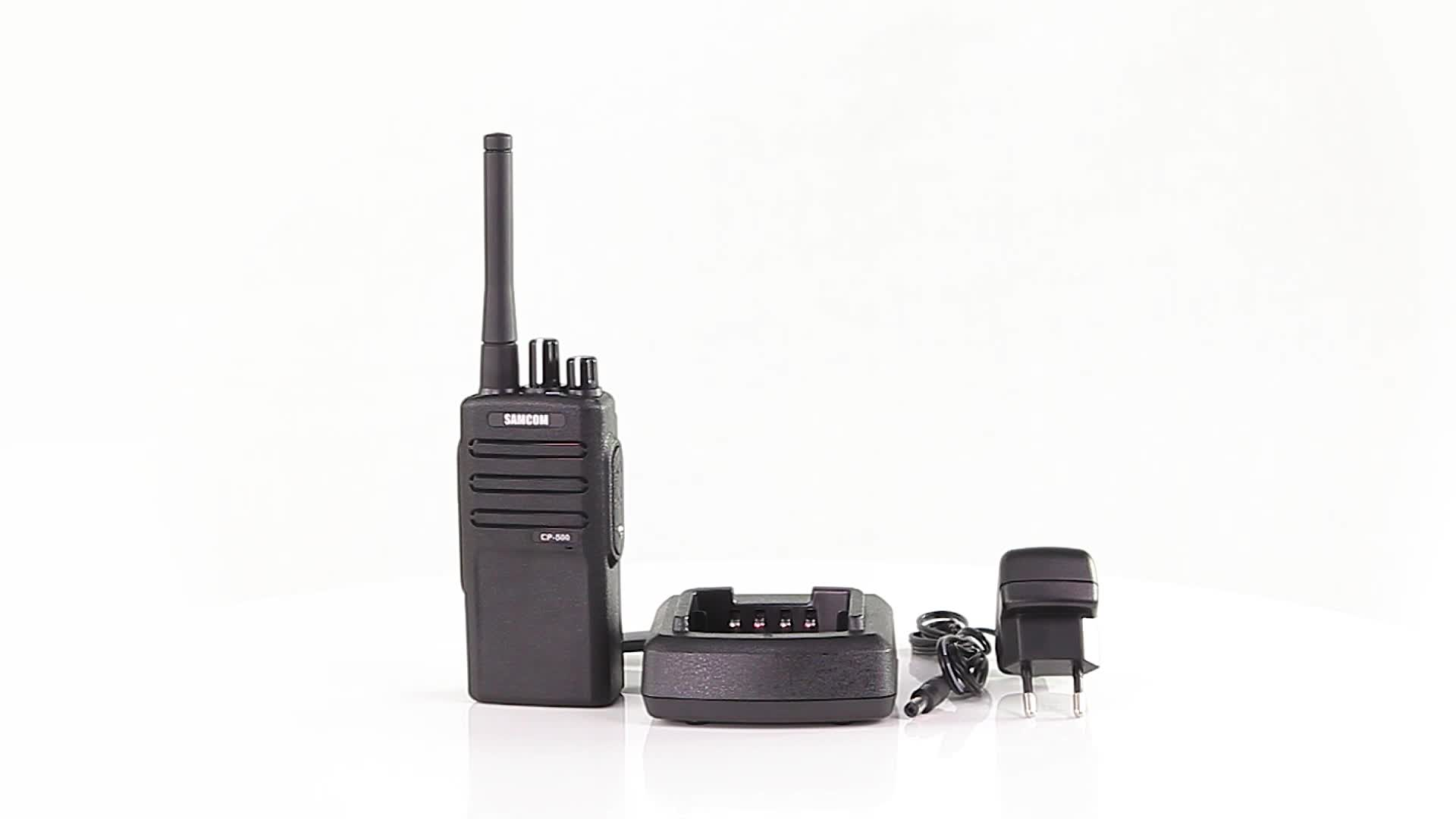 Talki walki 100 km SAMCOM RÁDIOS transceptores hf CP-500 Profissional china