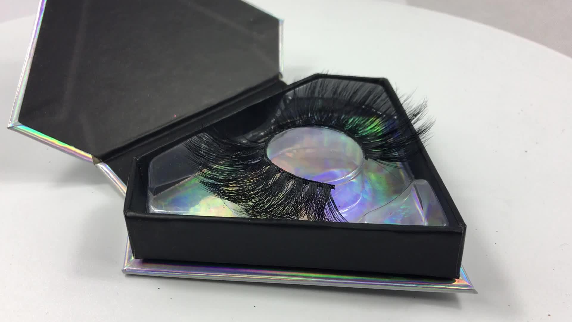 จริง hand made 100% มนุษย์ผมของตัวเองยี่ห้อ 3d ขนตาปลอม,ผ้าไหมฉลากส่วนตัว mink eyelashes extension