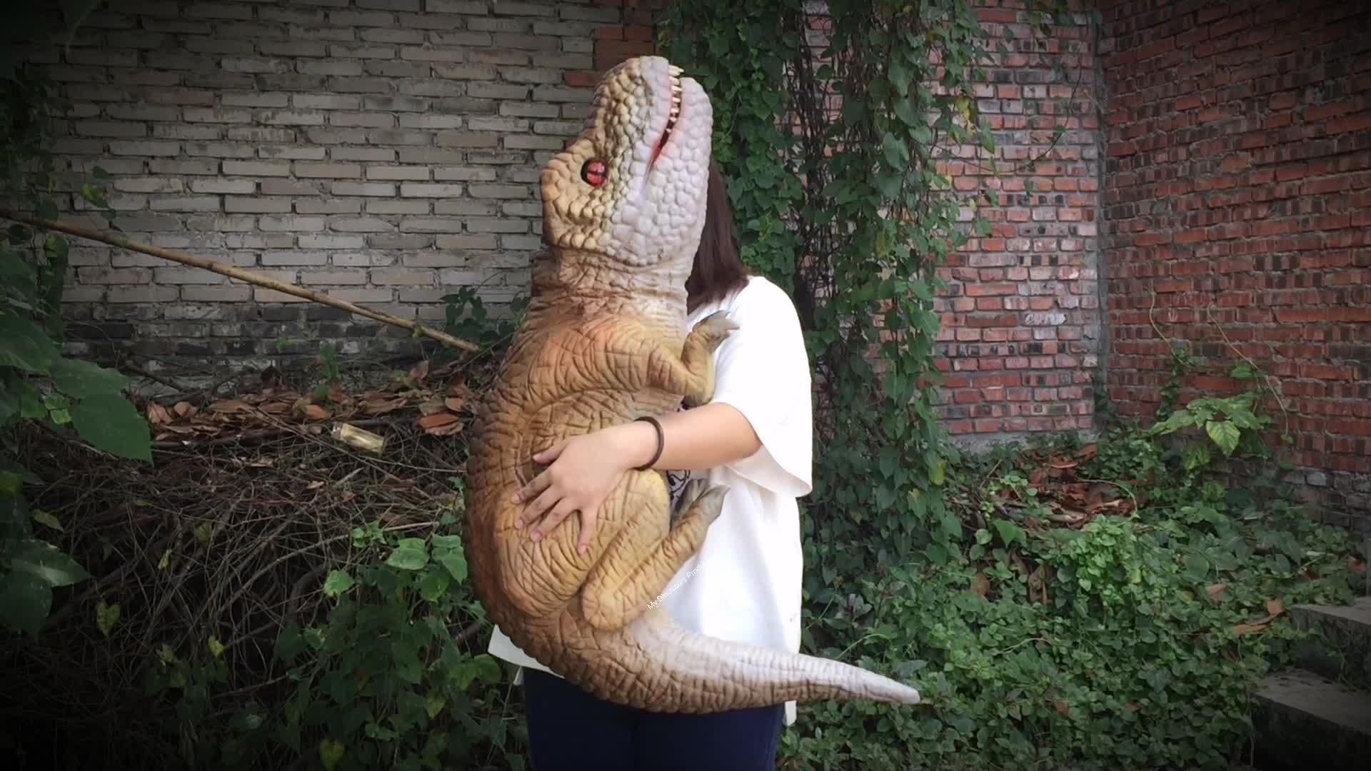 Benim Dino-HP022 T Rex Dinozor Oyuncak Dinozor Çocuklar için Kukla