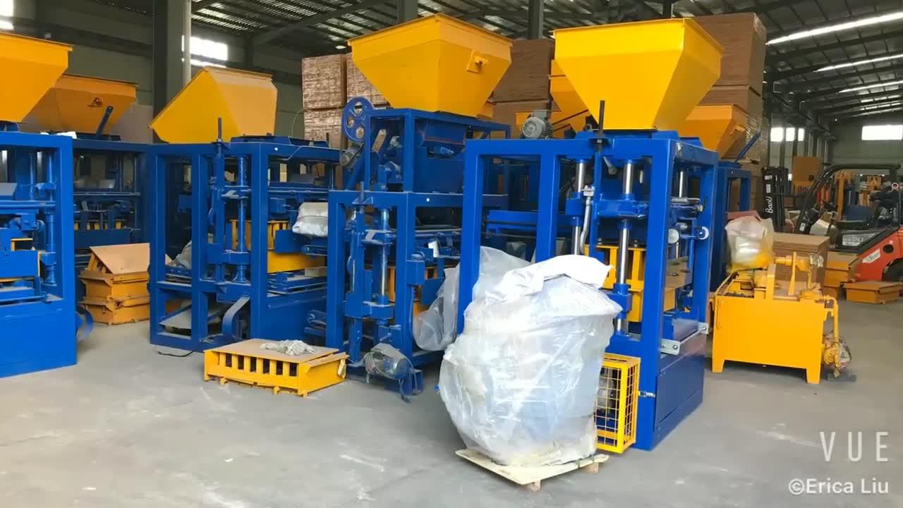 コンクリートブロック製造機価格ネパール/セメントレンガ製造機価格ネパール