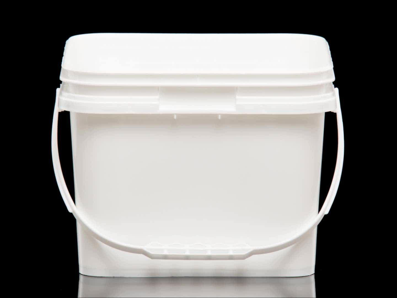 8 Liter PP Plastic Bucket For Disinfectants