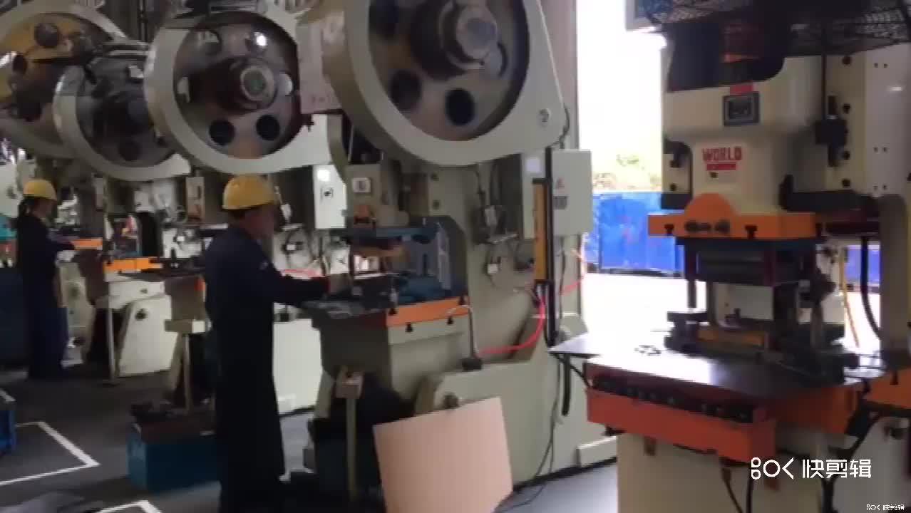 Herstellung Oem Auto Präzision Aluminium Messing Edelstahl Blech Stanzteile