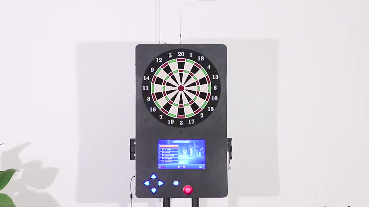 Hidden Cricket Games Electronic Darts machine for adult 2020