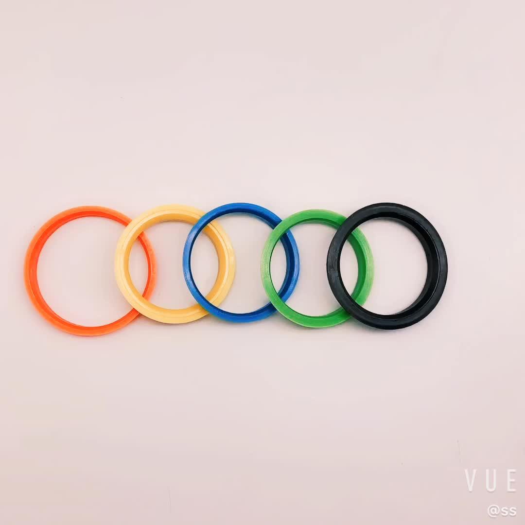 Wheelsky colors tire change aluminium or plastic car wheel center hub centric rings