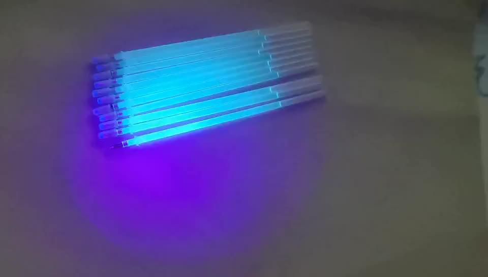 थोक अदृश्य जादू कलम नवीनता जादू यूवी प्रकाश कलम अदृश्य स्याही कलम