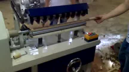 Mulit Cutter Core Cutting Machine