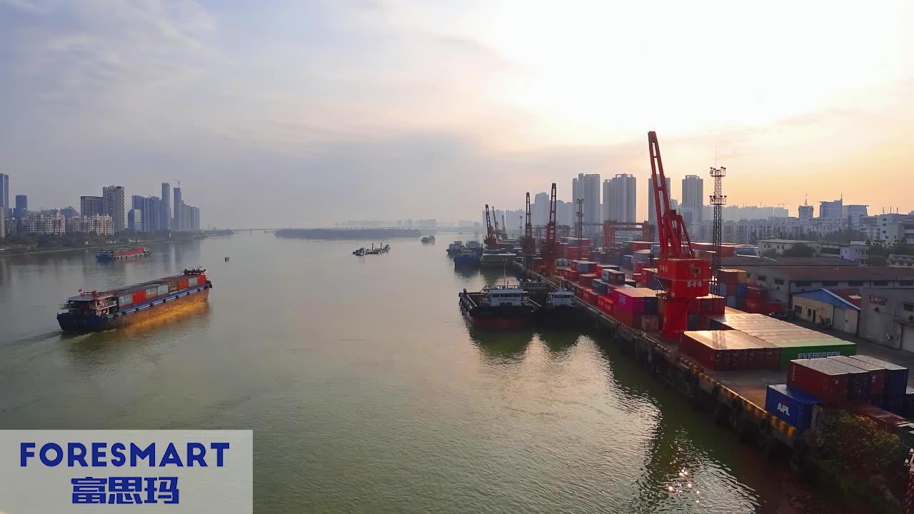 professional consolidated cargo shipping service from China