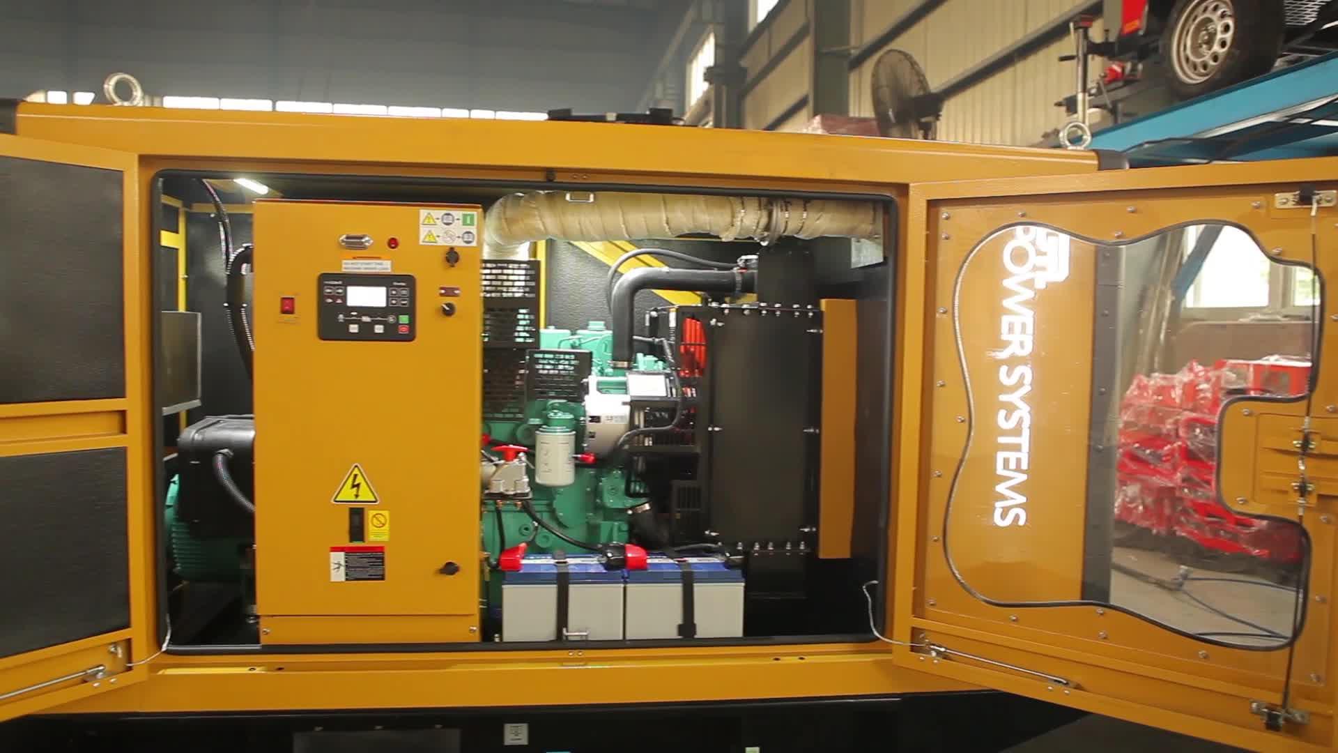 Gtl 12kW 15kva 50Hz Kleine Stille Luifel Diesel Generator Prijs Voor Verkoop