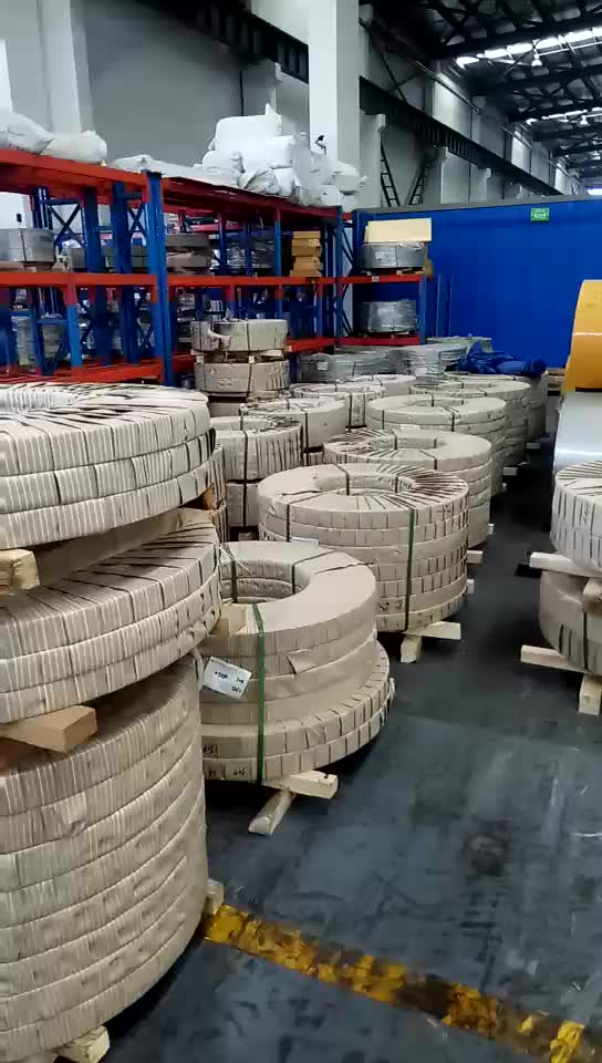 316L 904L 310s stainless steel coils are very low in price per ton