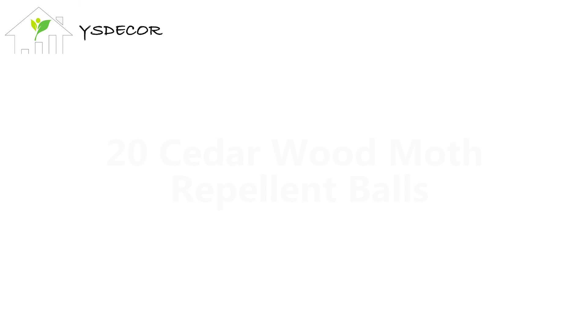 Hot koop factory prijs air frissen geurende cederhout ballen ceder ballen mot afstotende reed diffuser houten bal