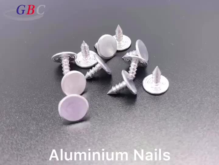 Aluminum Rivet Nail for Metal Button Accessories