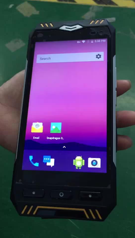 Su misura Robusto Smartphone Android Telefoni Cellulari 4g LTE MSM 8937 Octa Core