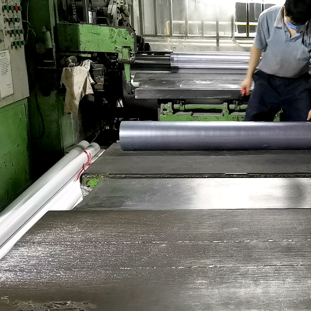 China factory pvc film roll soft transparent clear shrink stretch pvc film for Mattress furniture Packaging