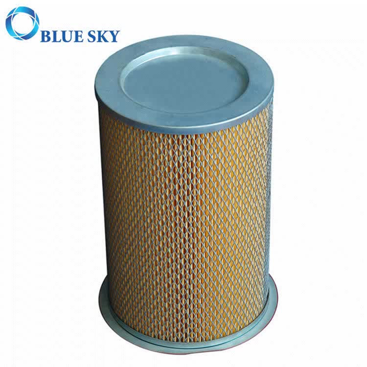 Cylinder Cartridge Canister HEPA Filter for Commercial Vacuum Cleaner
