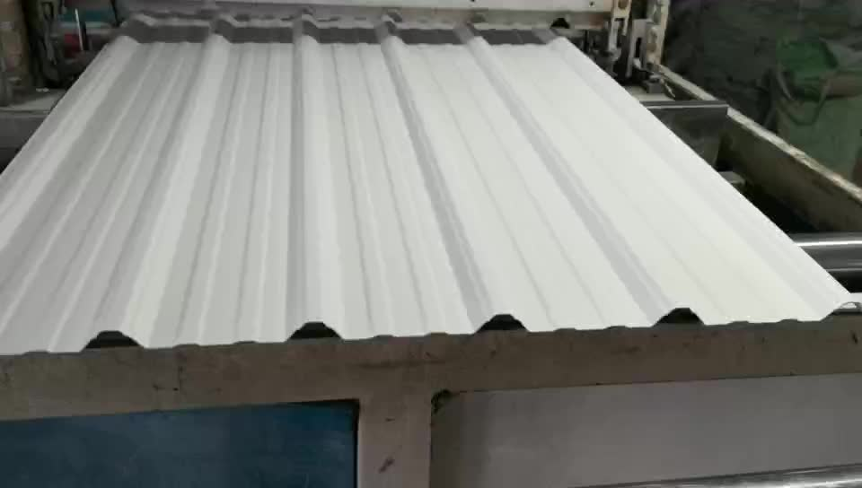 Light Weight High Quality Corrugated Roof Panel New House