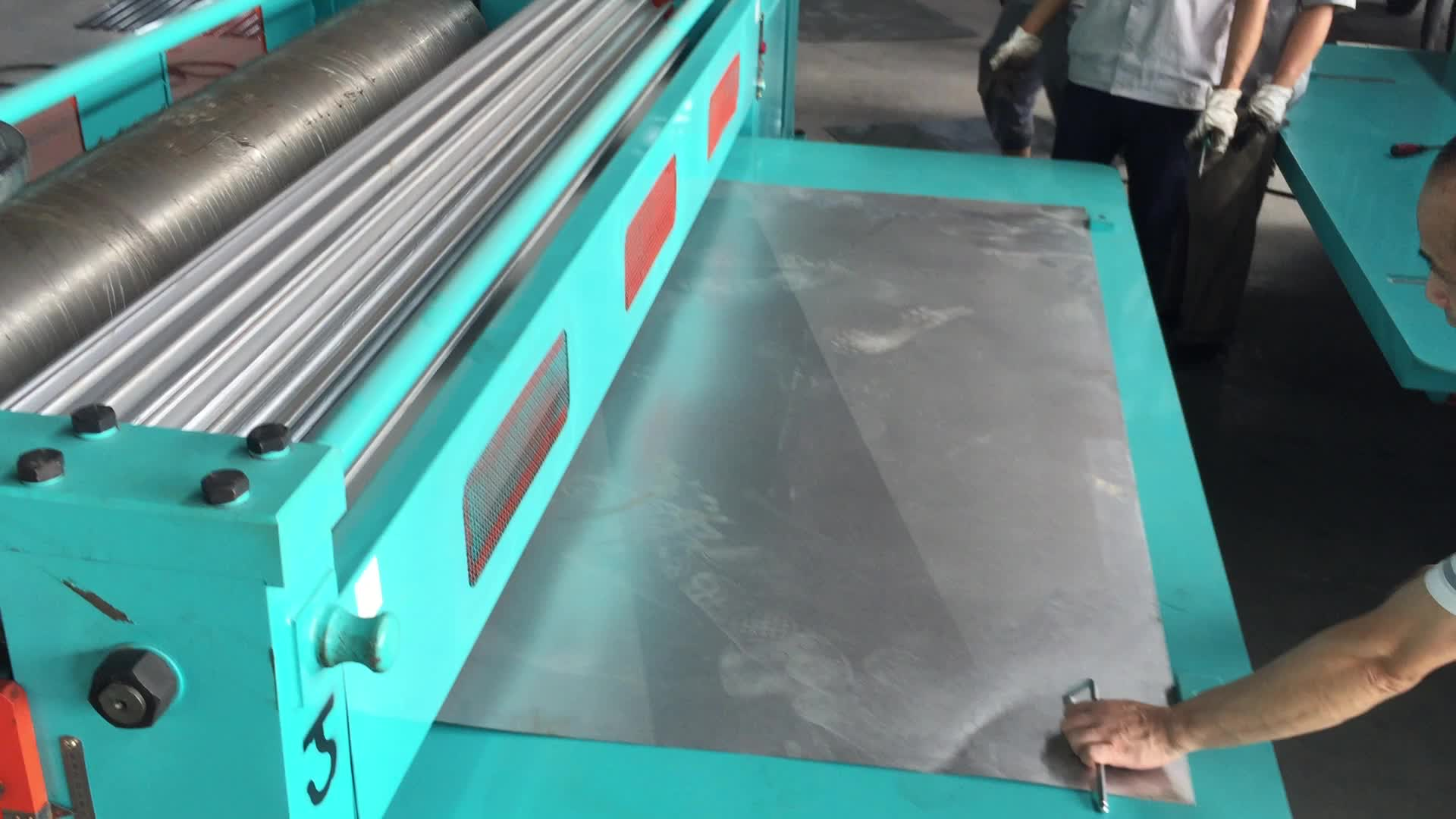 0.1-0.4mm thickness barrel corrugated roofing machine hot sale in africa