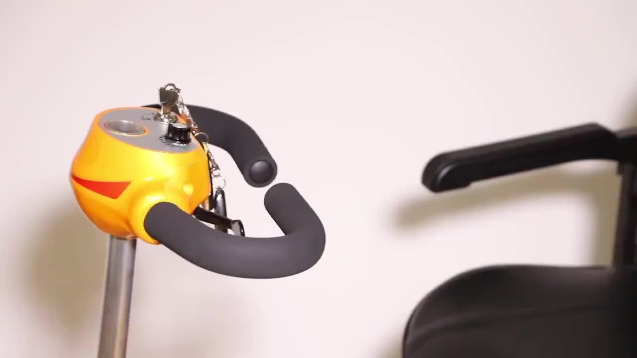 CE genehmigt 24V elektrische 4 räder mobilität roller für erwachsene