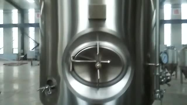 100L 200L 300L 400L 500L 600L 700L 1000L fermenters and brite beer tanks from Chinese factory golden supplier