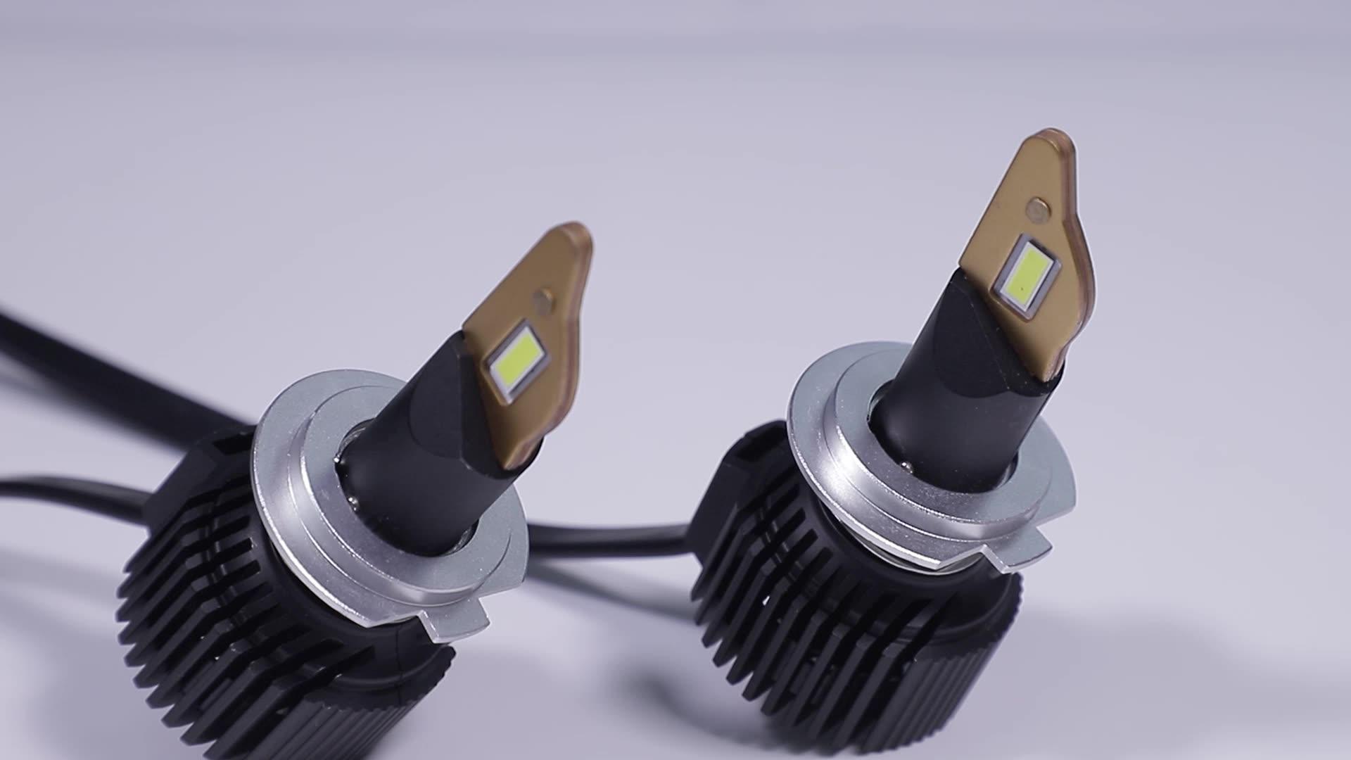 Автомобильные светодиодные лампы 9005 HB4 9006 9012 H11 6000k Автомобильная Лампа Автомобильные светодиодные фары аксессуары