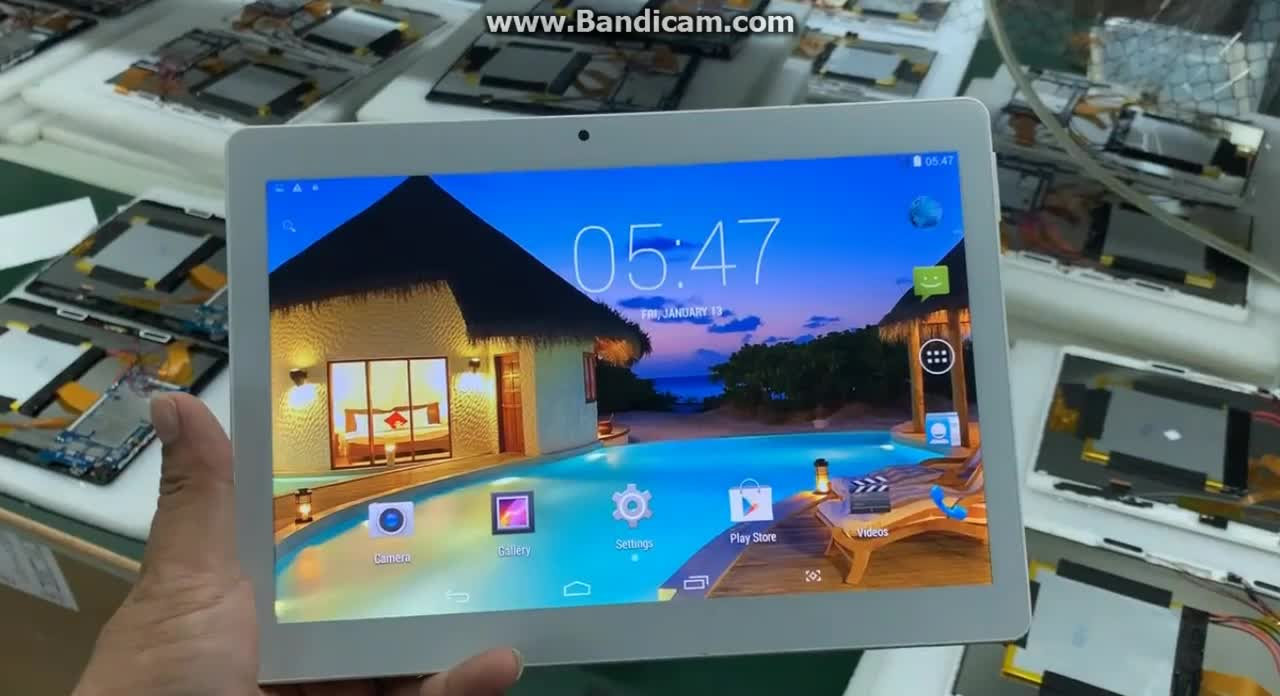 2019 Best SEll High quality 10 inch tablet Quad-core processor sim card 3g wifi android flast  tablet