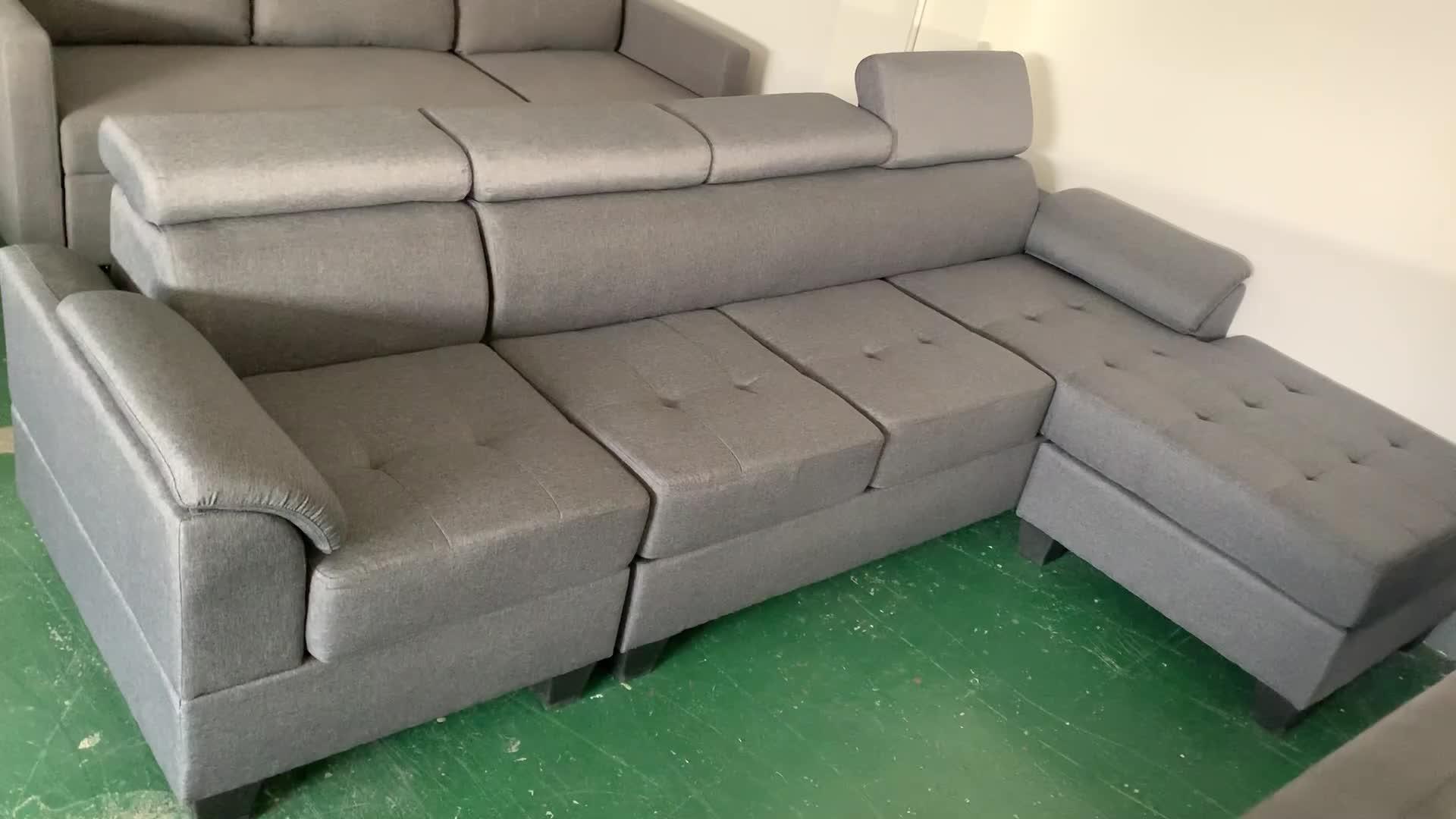 Muebles de estilo americano sofá diseño de muebles para el hogar Sala + habitación + sofás