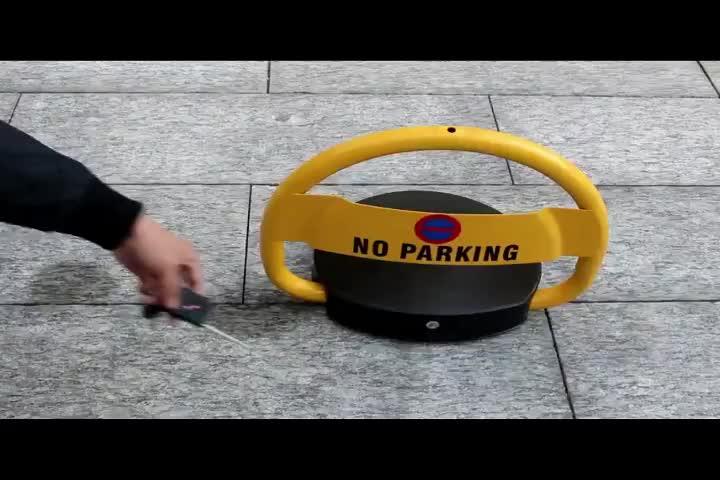 Tự động Điều Khiển Từ Xa Xe Khóa cho quản lý bãi đậu xe hệ thống