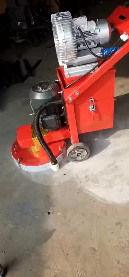 Concrete floor grinding machine and polisher concrete grinder and polisher hand held concrete grinder