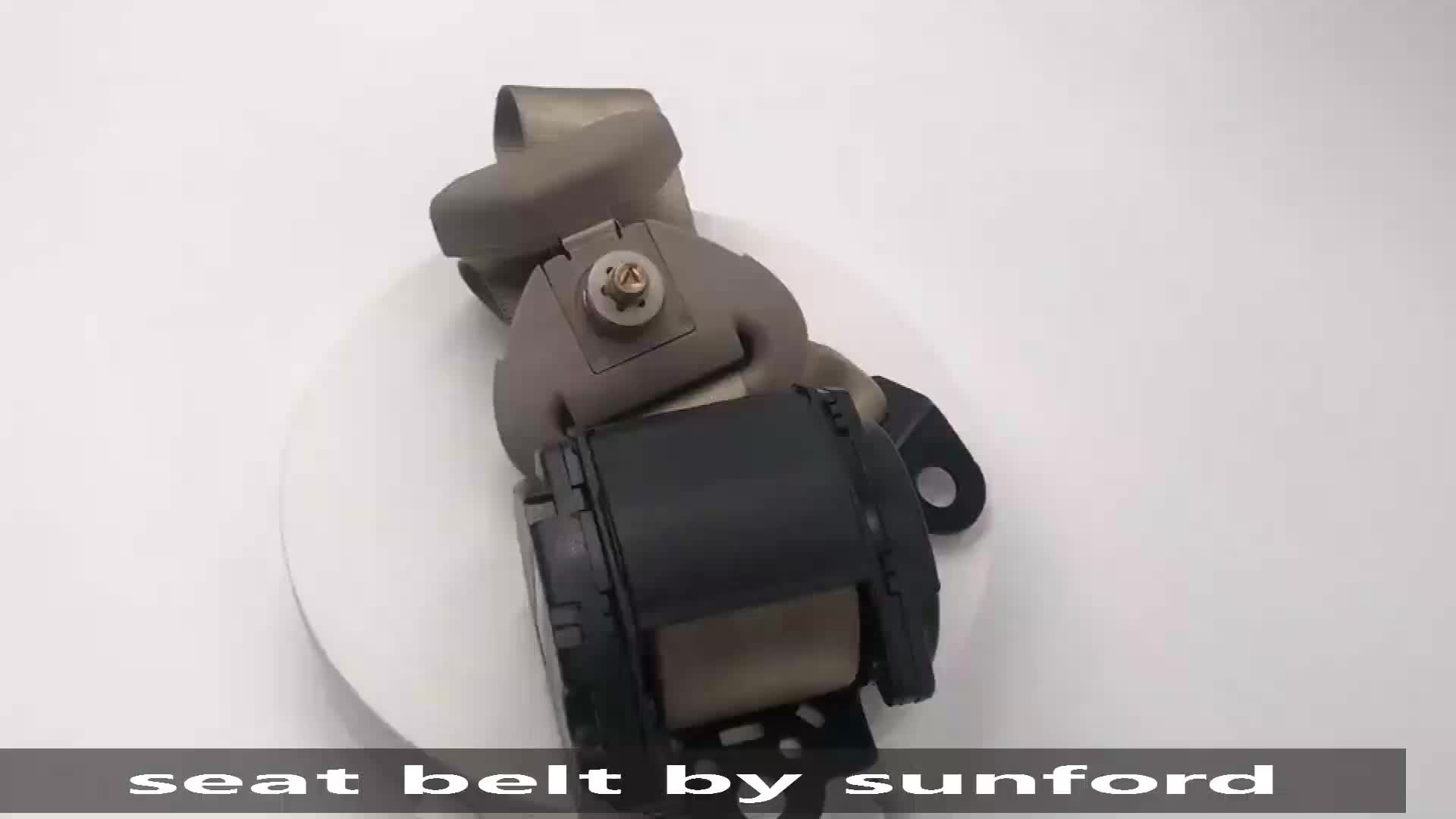 4 point safety seat belt for boat