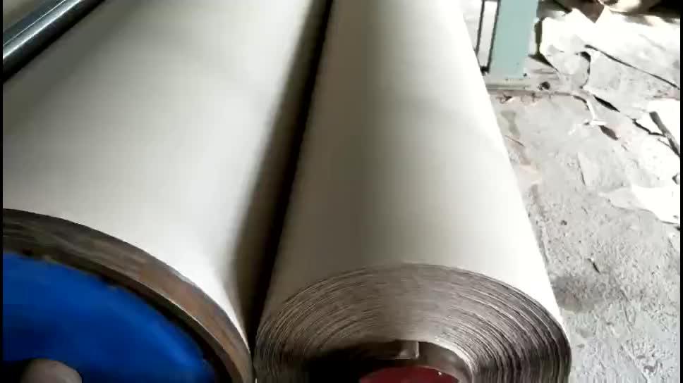 Linha de celulose Kraft Preço Rolo Reciclar Resíduos De Papelão Ondulado Da Caixa Tornando Máquinas para Produção De Papel