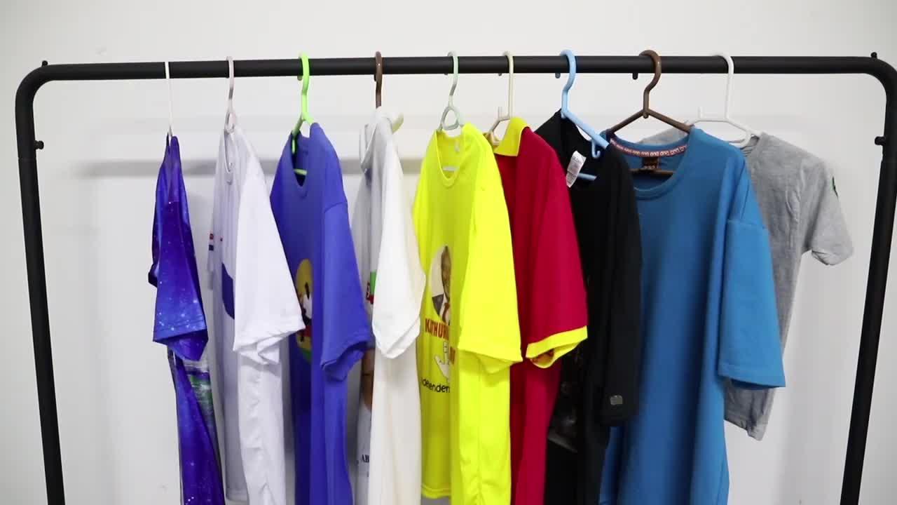 100 cotone di alta qualità del cotone di disegno di formato personalizzato oem logo della maglietta della ragazza della camicia della ragazza delle donne in bianco t shirt pianura t-shirt donna