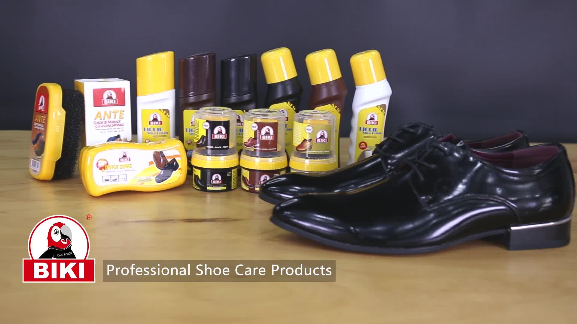 Black Brown Neutral Liquid Shoe Polish