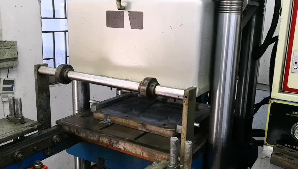 Extra Lange Professionele siliconen ovenwanten met gewatteerde katoenen voering