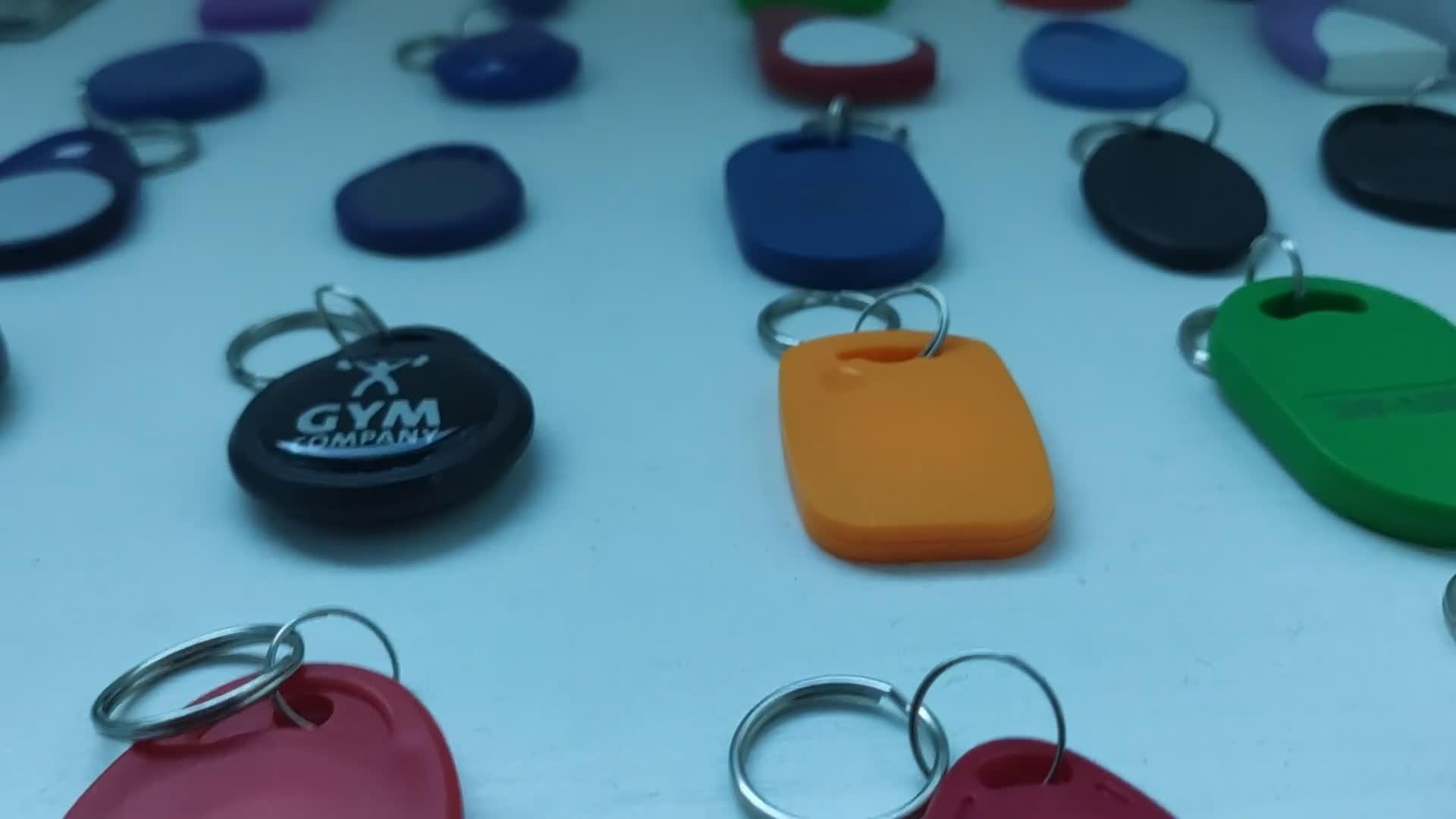 EM4305 125Khz कुंजी Copire रीराइटेबल लिखने योग्य फिर से लिखना ईएम आईडी T5577 keyfobs आरएफआईडी टैग अंगूठी कार्ड निकटता टोकन अभिगम डुप्लीकेट