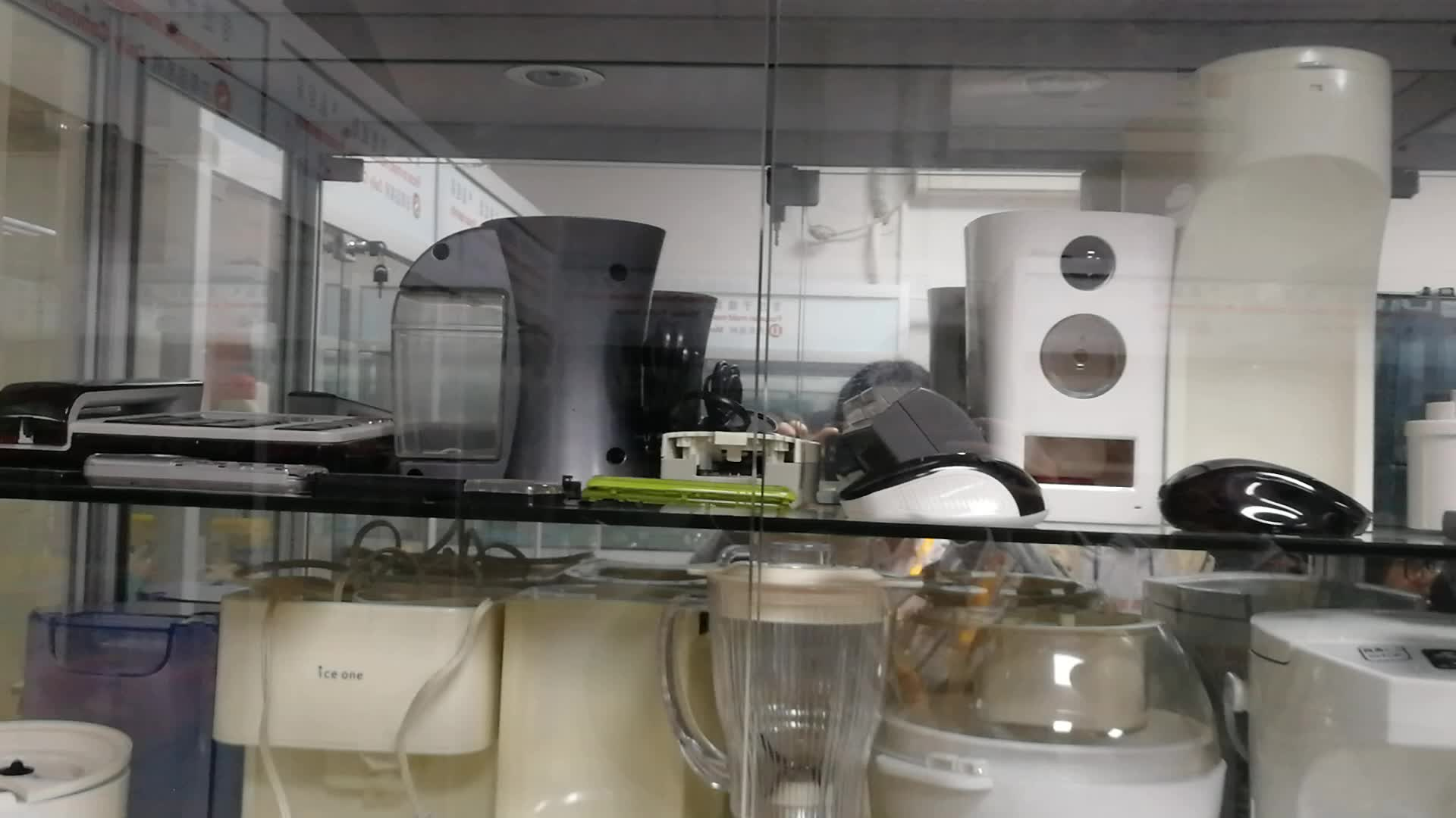 Professional Customized Juicer Cap Plastic Injection Mold