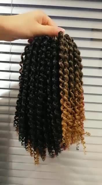 mali bob kinky curly crochet hair extensions,  jerry curl braiding hair, 3 packs synthetic pieces jerry curl crochet hair braid