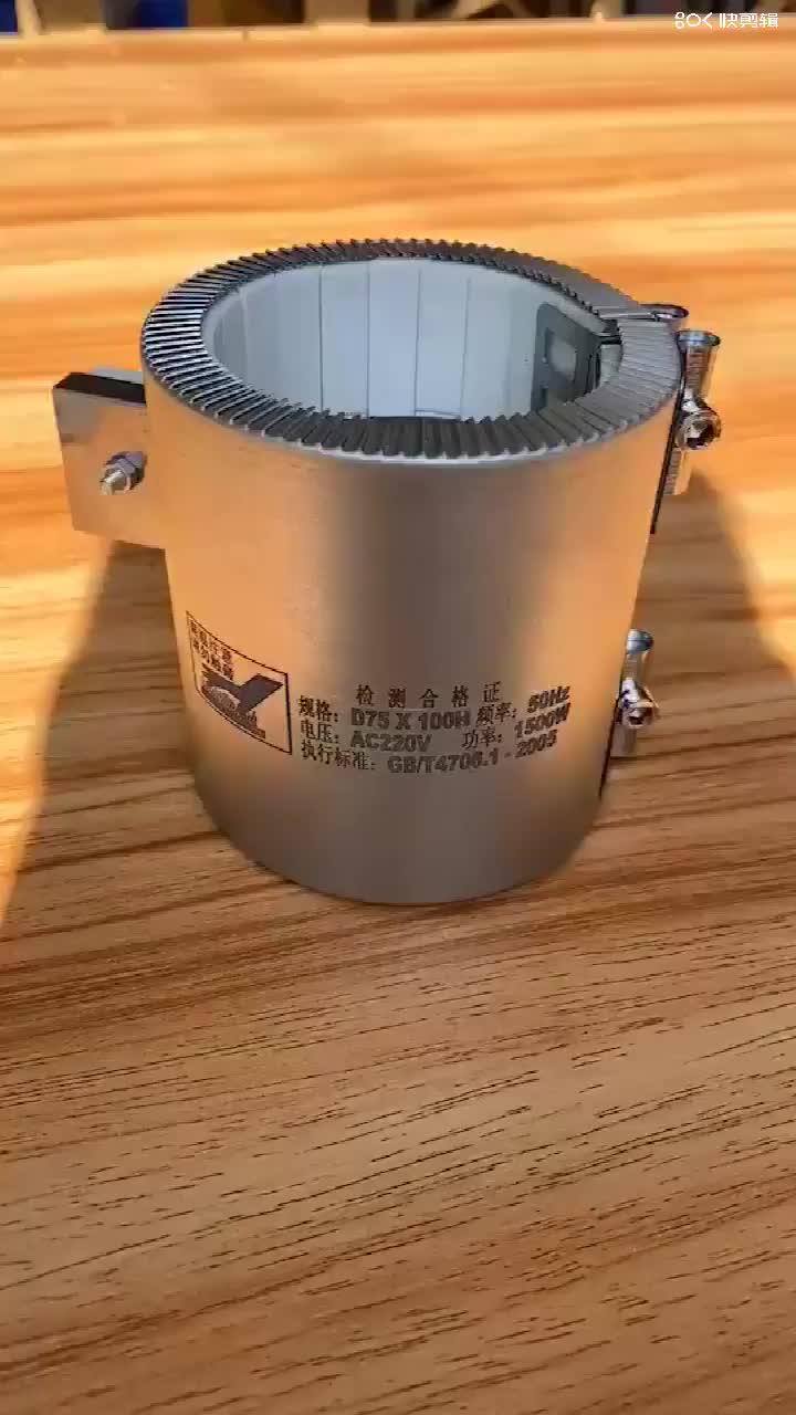 Nozzle warmte band spuitgietmachine Keramische coil heater Keramische band kachel