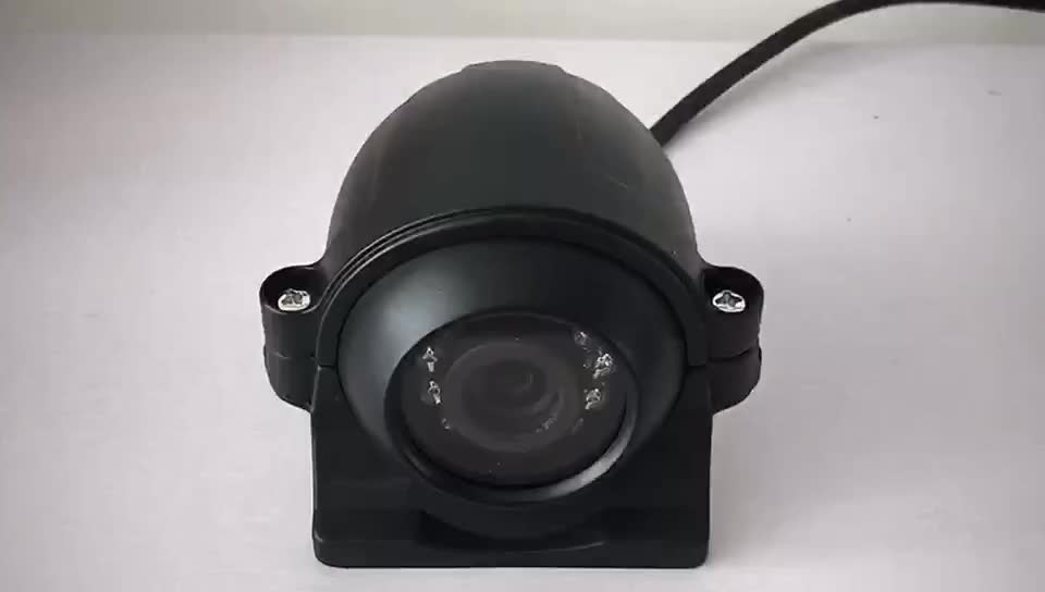 1.3mp AHD 2.8mm lens left and right auto vehicle truck side mount viewcar camera