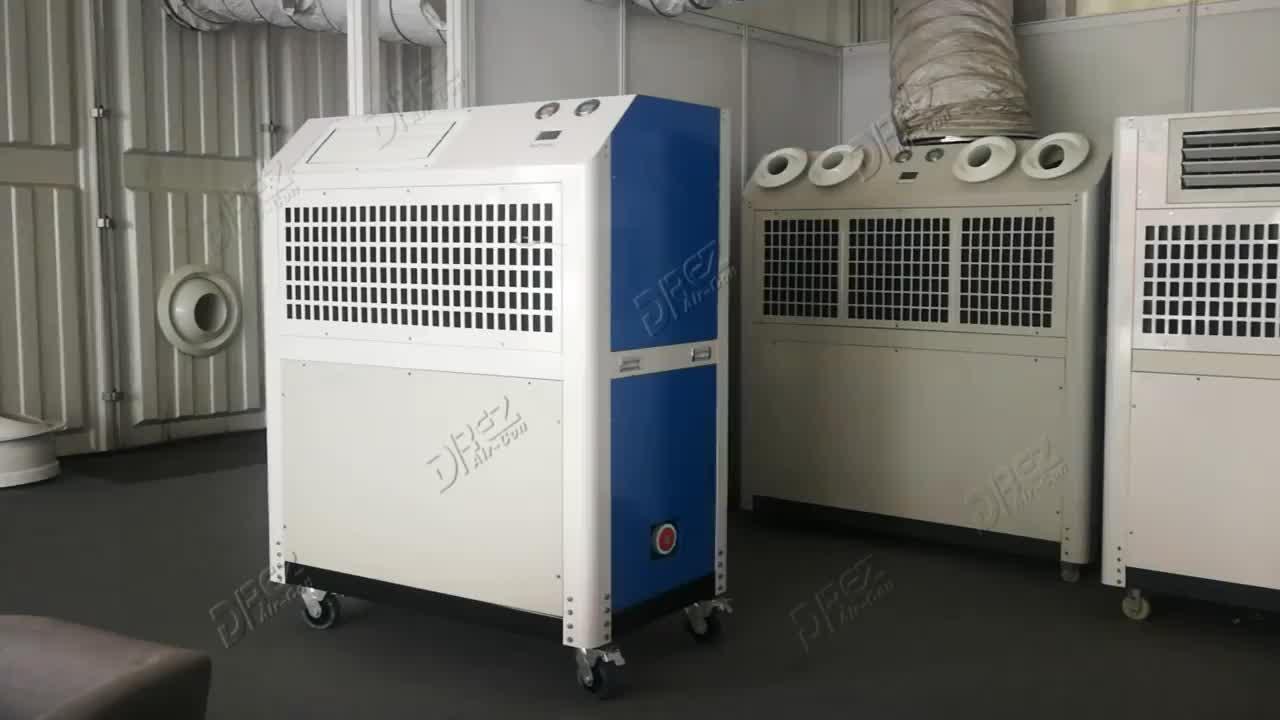 Portabel Spot AC 4ton Aire Acondicionado Movil 5HP AC Unit Kecil untuk Tenda