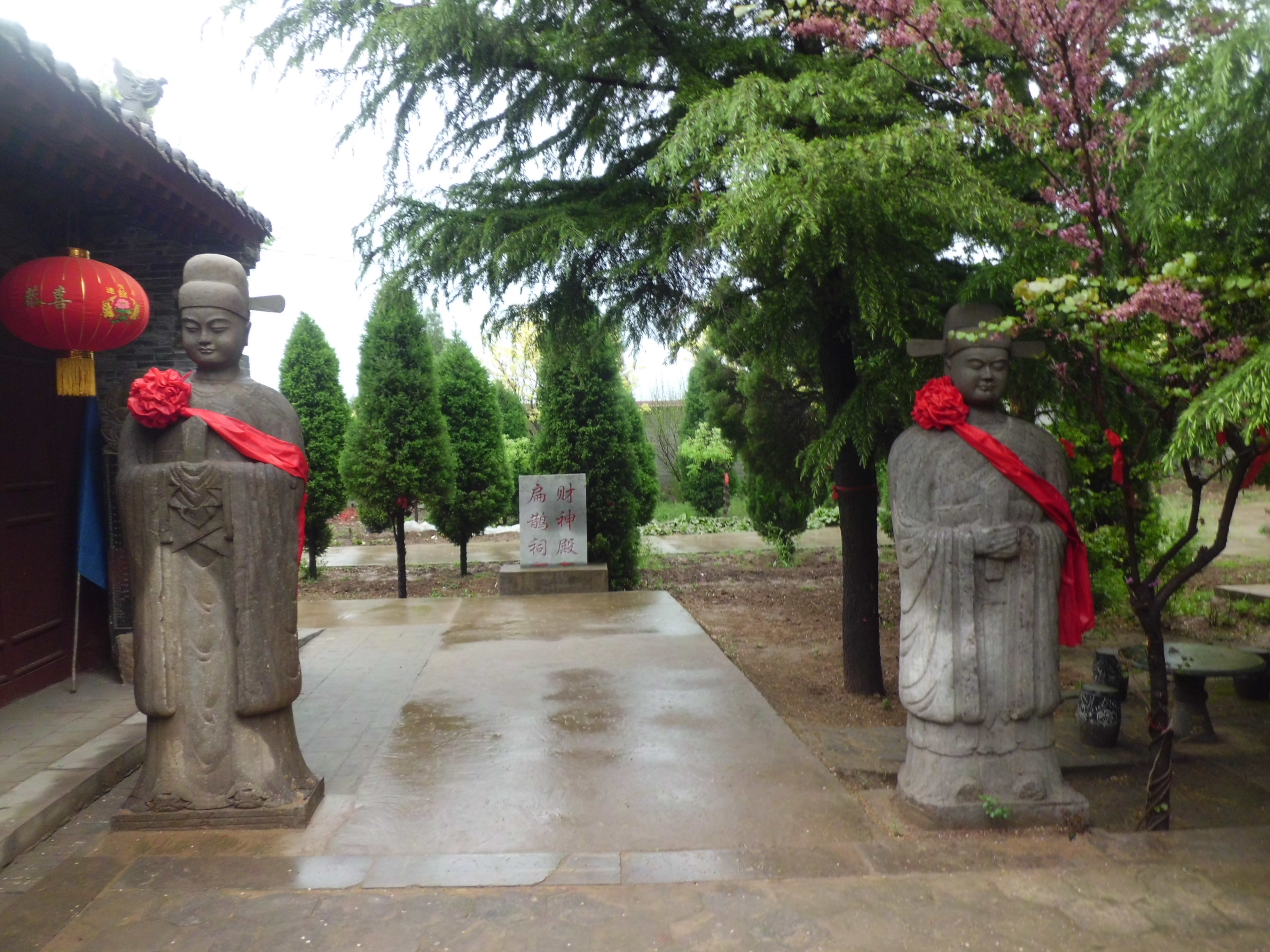 扁鹊墓与扁鹊庙