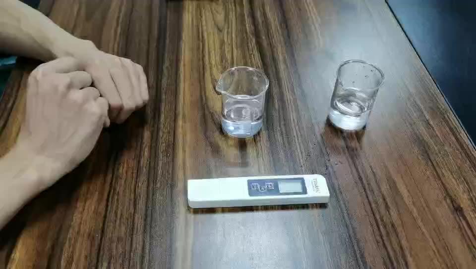 portable Ph Ec Meter Digital Temp Tds Meter Temperature Tester pen 3 in 1 Auto-off water filter water sensor