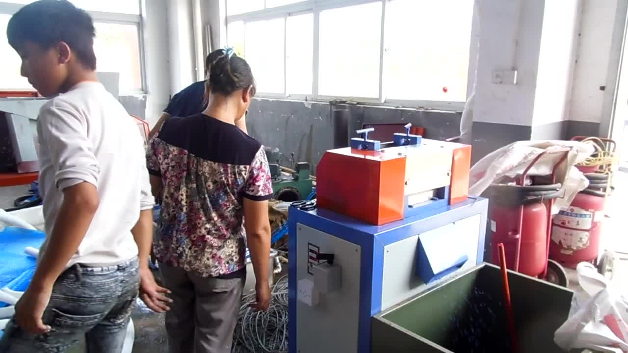FLY150-75 EPE Foam Recycling Machine Manufacturer