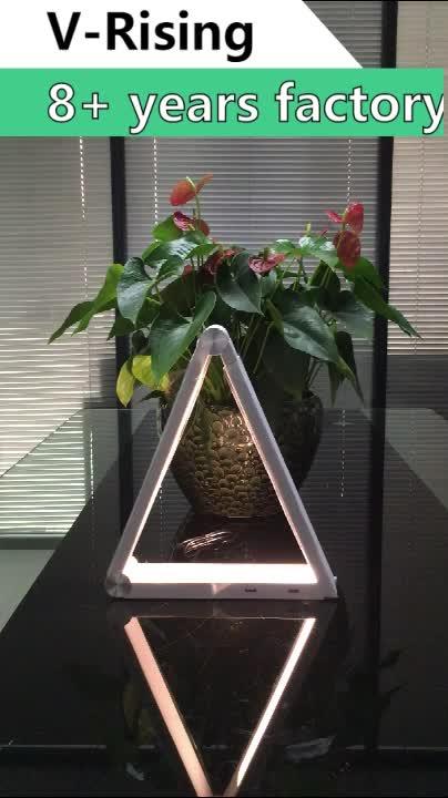 調光可能な現代オフィスワイヤレス充電器タッチチーライト飾るホテル読書勉強ledデスクテーブルランプusb充電ポート
