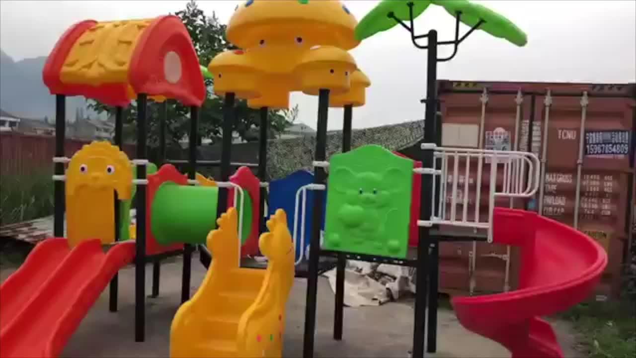 China suiplie rstainless steel playground high slide equipment slides parts