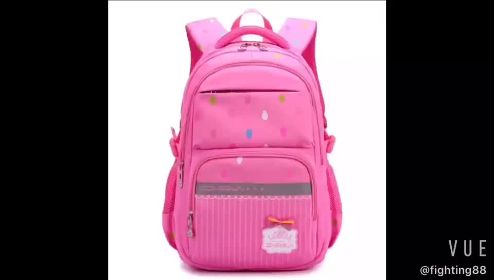 waterproof fashion online shopping cute backpack school backpack for kid made in china